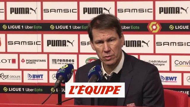 """Rudi Garcia : """" On voulait absolument être champion d'automne"""" - Foot - L1"""