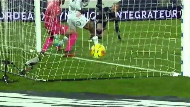 Le résumé de la rencontre G. de Bordeaux - FC Lorient (2-1) 20-21