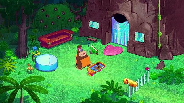 Zig & Sharko  SHARKO AND MARINA ARE SCARED  2021 NEW COMPILATION ✨ Cartoons for Children