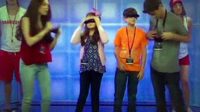 The Thundermans Season 3 Episode 7 - Doppel-Gamers