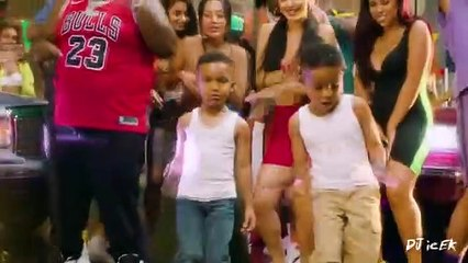 Tyga ft. Drake, Quavo & 24Hrs - Bad Lil B*tch (Music Video)