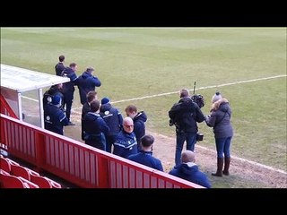 Crawley Town beat Leeds United in the FA Cup