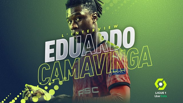 """""""Je garde la tête froide"""" : l'interview d'Eduardo Camavinga"""