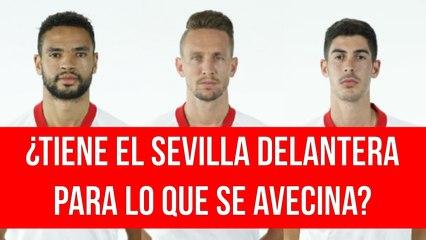 El Debate de ED: En-Nesyri, la delantera del Sevilla, Isco por Banega, etc....