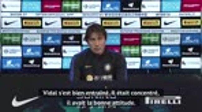 "17e j. - Conte : ""Avec Vidal, je manie la carotte et la bâton"""