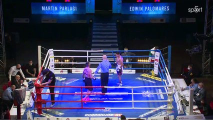 Martin Parlagi vs Edwin Palomares (29-12-2020) Full Fight