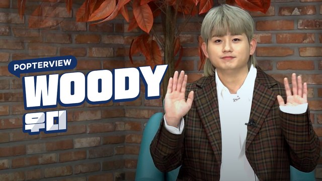 [Pops in Seoul] A unique music style and voice! Woody(우디)'s Interview for 'Just stay at home'