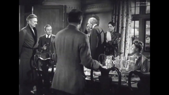 And Then There Were None (1945) | Full Movie | Eng Subs | Barry Fitzgerald, Walter Huston part 1/2