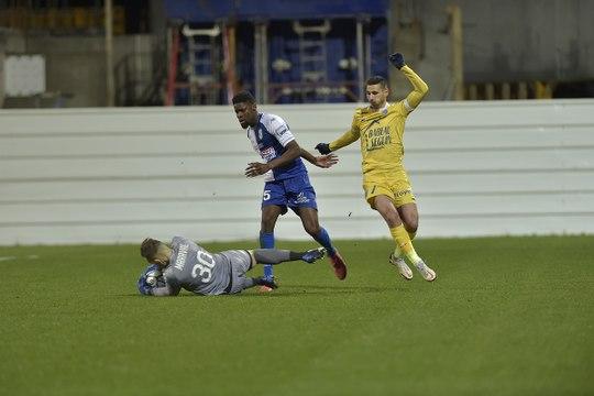 Dunkerque 0-0 ESTAC Résumé du match