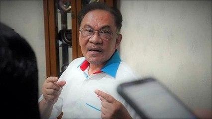Anwar Ibrahim Mengulas Berkenaan Isu Covid-19 Di Malaysia