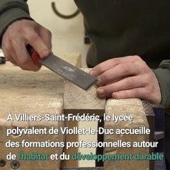 Le lycée polyvalent de  Viollet-le-Duc prépare le chef-d'oeuvre