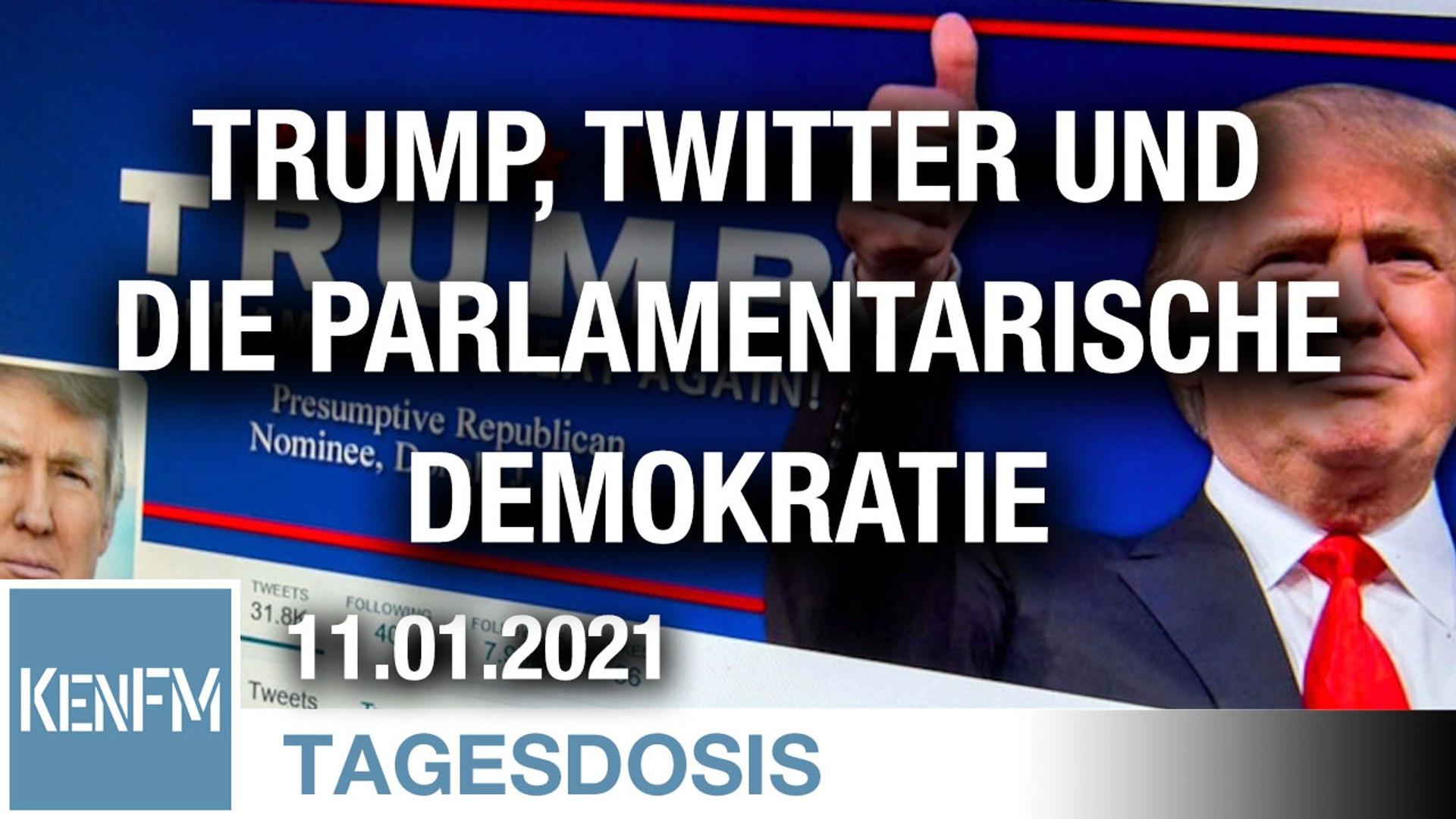 Trump, Twitter und die parlamentarische Demokratie