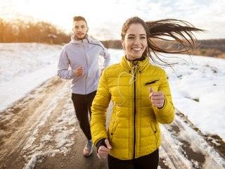 Joggen im Winter: Diese Fehler solltest du vermeiden
