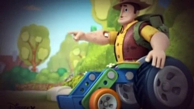 Doc McStuffins S02E17 Crikey! It's Wildlife Will! Rootin' Tootin' Southwest Sal