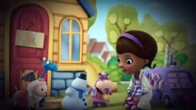 Doc McStuffins S02E19 The Big Storm Spritzy Mitzi