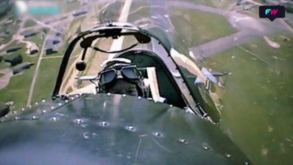 #TogetherWeTriumph -  Mary Ellis, piloto de avión.
