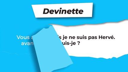 Devinette : Hervé