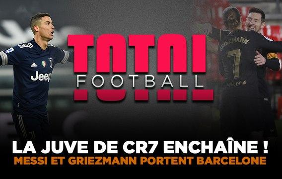 Total Football : Pluie de buts pour les cadors !