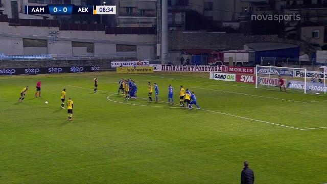 Το 0-1 με Ανσαριφάρντ