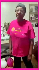 Mary Shumba dances The Jerusalema in bid to raise funds for Brain Tumour Research charity