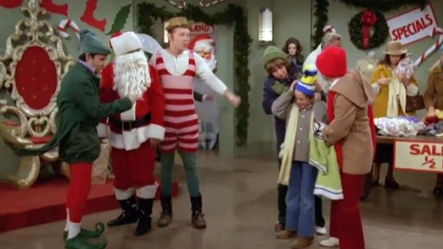 Laverne and Shirley Season 4 Episode 14 Oh! Come All Ye Bums