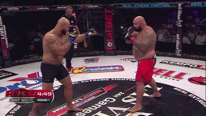 Fighting Spirit MMA 7 - EP.2 - Part 12 - FSMMA 7 Free Fight