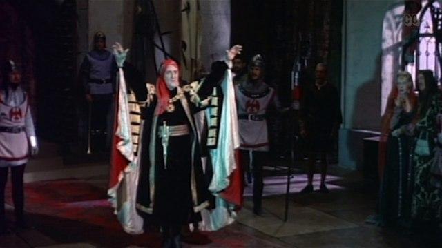 The Magic Sword (1962) Adventure, Drama, Fantasy Full Movie part 1/2