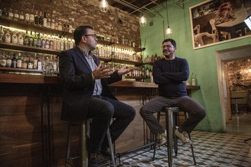 Rodolfo Castellano, el chef de la resistencia   Bar Emprende