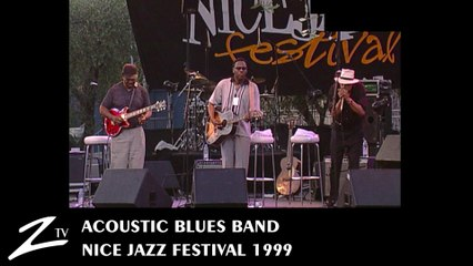Acoustic Blues Band - Nice Jazz Festival 1999 - LIVE HD