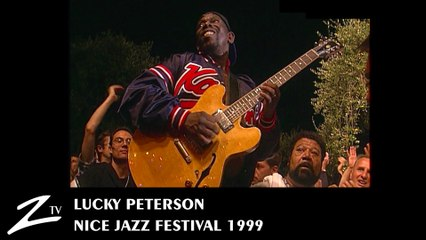 Lucky Peterson - Nice Jazz Festival 1999 - LIVE HD