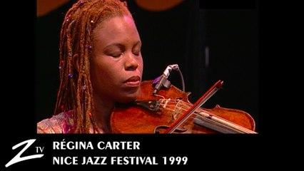 Regina Carter - Nice Jazz Festival 1999 - LIVE HD
