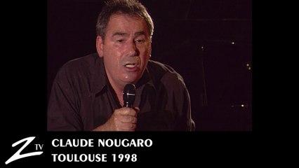 Claude Nougaro - Petit Taureau - Nice Jazz Festival 1998