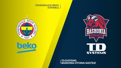 EuroLeague 2020-21 Highlights Regular Season Round 19 video: Fenerbahce 96-76 Baskonia