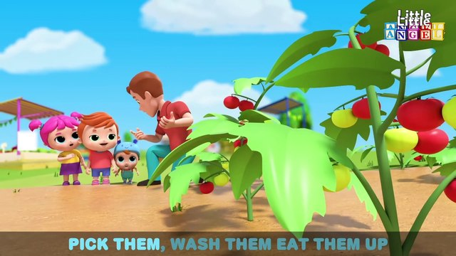 No More Snacks Baby John! - Yummy Vegetables & Healthy Habits Song - Little Angel Kids Songs