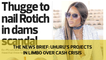 The News Brief: Uhuru's projects in limbo over cash crisis