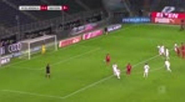 15e j. - Lewandowski, Haaland, Hoppe : 3 buteurs, 3 stats