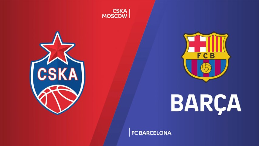CSKA Moscow - FC Barcelona Highlights | Turkish Airlines EuroLeague, RS Round 20