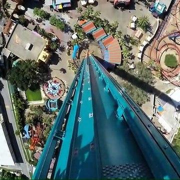 Top 10 Dangerous Amusement Rides Around The World  -- .Most Dangerous Rides .