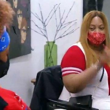 Growing Up Hip Hop Atlanta S04E02 Georgia Impeach (Jan 14, 2021)   REality TVs   REality TVs