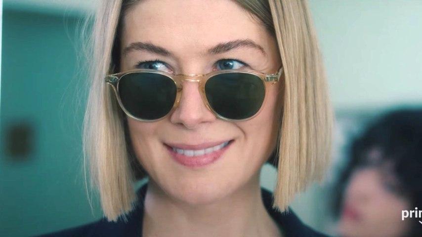 I Care A Lot, Official Trailer, Rosamund Pike, Prime Video