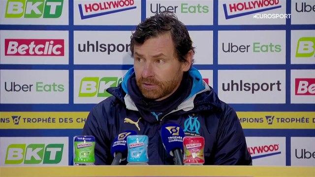 """""""On était meilleurs qu'eux"""", """"comme s'ils avaient gagné la C1"""" : A quoi joue Villas-Boas ?"""