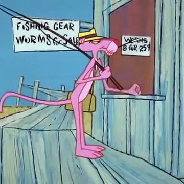 The Pink Panther. Ep-013. Reel pink. 1965  TV Series. Animation. Comedy