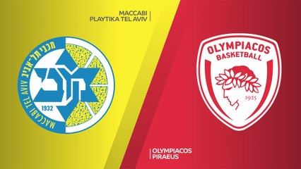 EuroLeague 2020-21 Highlights Regular Season Round 19 video: Maccabi 87-89 Olympiacos