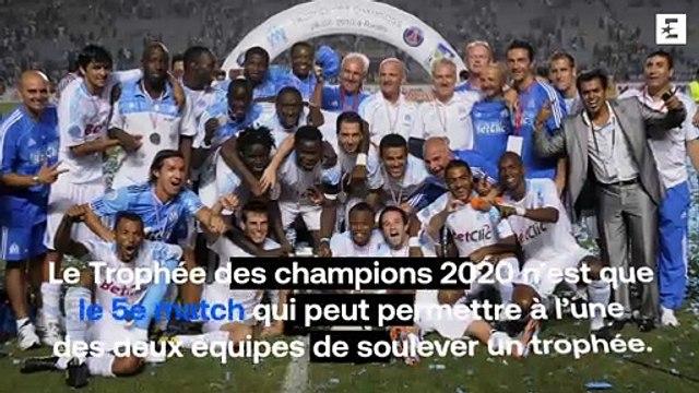 Coupe de France, Trophée des champions, championnat... Ces PSG-OM décisifs dans l'histoire