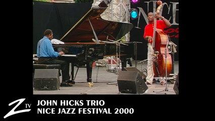 John Hicks Trio - Nice Jazz Festival 2000 - LIVE HD