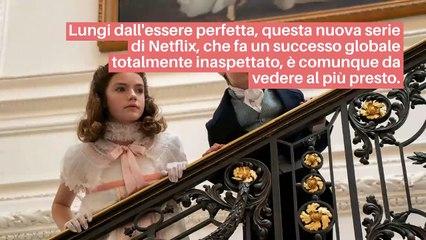 Lungi dall'essere perfetta, questa nuova serie di Netflix, che fa un successo globale totalmente inaspettato, è comunque da vedere al più presto.