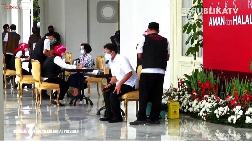 'Partisipasi Masyarakat Menentukan Keberhasilan Vaksinasi'