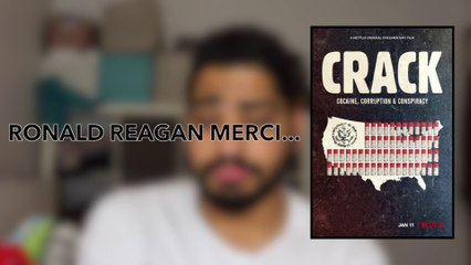 CRITIQUE: CRACK COCAINE, CORRUPTION ET CONSPIRATION - NETFLIX