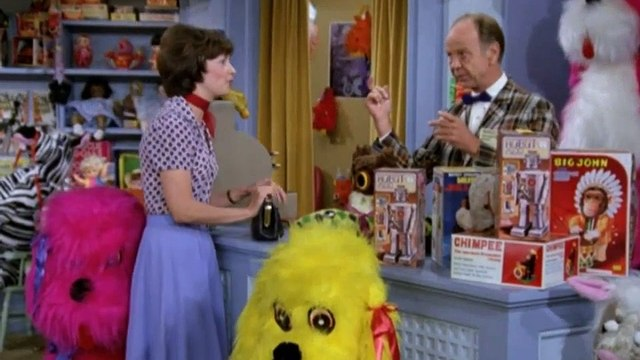Laverne and Shirley Season 3 Episode 04 Robot Lawsuit