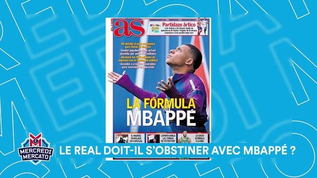 Mbappé peut-il ne couter que 150 millions ? La stratégie crédule du Real